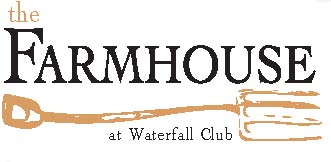 The Farmhouse at Waterfall Club Gift Card